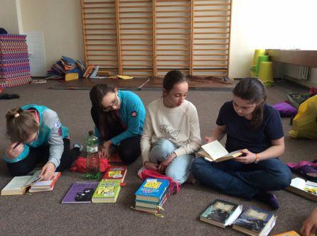 Prezentace knih