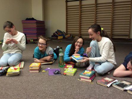 Vyprávíme si o knihách