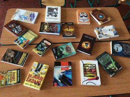 Výstava knih