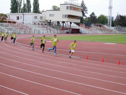 ...i David běžel velmi dobře...