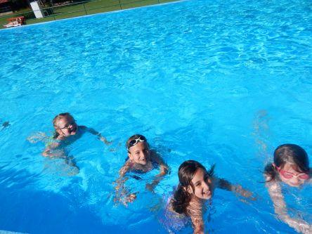 ...začínáme s plaváním...